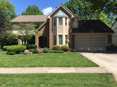 Westerville OH Single Family Home For Sale: $347,900