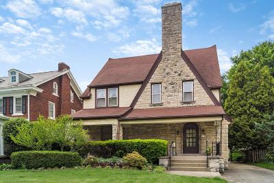 Bexley Single Family Home For Sale: 215 S Cassady Avenue