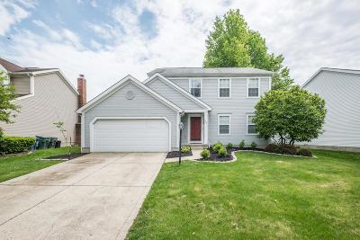 Westerville Single Family Home For Sale: 761 English Oak Court