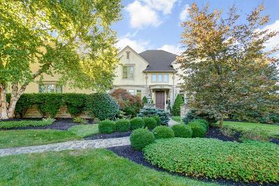Upper Arlington Single Family Home For Sale: 3913 Tarrington Lane