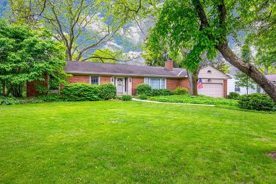 Upper Arlington Single Family Home For Sale: 2119 Middlesex Road