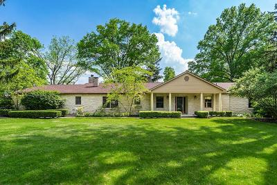 Columbus Single Family Home For Sale: 2069 Pinebrook Road