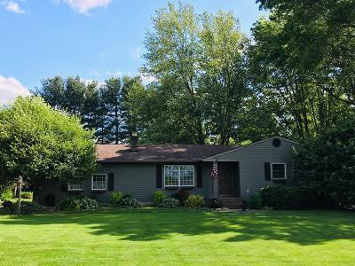 Lancaster Single Family Home For Sale: 2143 N Glenn Drive NE
