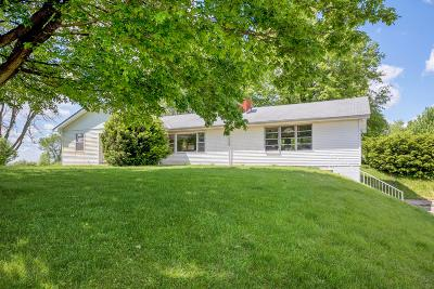 Etna Single Family Home For Sale: 8418 Palmer Road NW