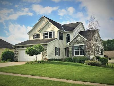 Mount Vernon OH Single Family Home For Sale: $309,777