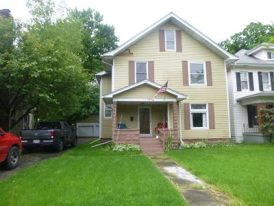 Newark Single Family Home For Sale: 522 Mount Vernon Road