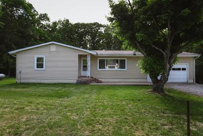 Canal Winchester Single Family Home For Sale: 4455 Sitterley Road NW