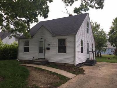 Columbus Single Family Home For Sale: 2459 Lexington Avenue