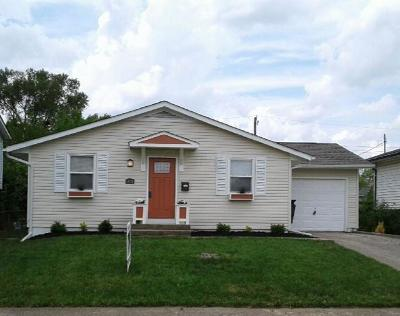 Columbus Single Family Home For Sale: 3470 Penfield Road