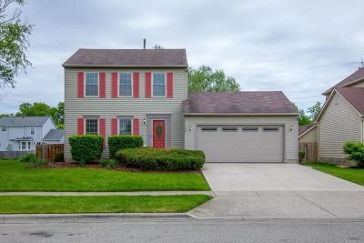 Marysville Single Family Home For Sale: 1581 Valley Drive