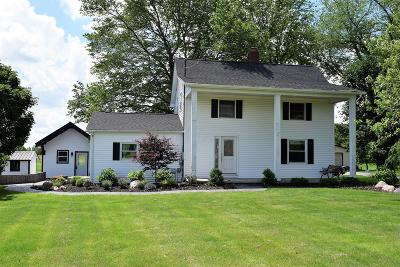 Marysville Single Family Home For Sale: 8761 Watkins Road