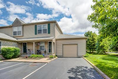 Hilliard Condo For Sale: 1798 Messner Drive #63E