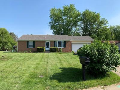 Sunbury Single Family Home Sold: 82 Middleview Drive