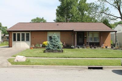 Gahanna Single Family Home For Sale: 552 Daventry Lane