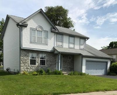 Hilliard Single Family Home For Sale: 6416 Pinefield Drive