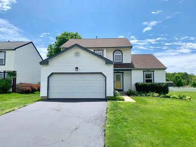 Blacklick OH Single Family Home For Sale: $184,900