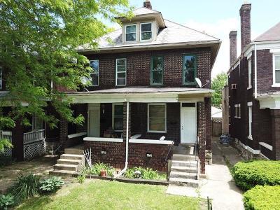 Columbus Multi Family Home For Sale: 626 Wilson Avenue