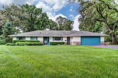 Columbus Single Family Home For Sale: 1783 Harwitch Road
