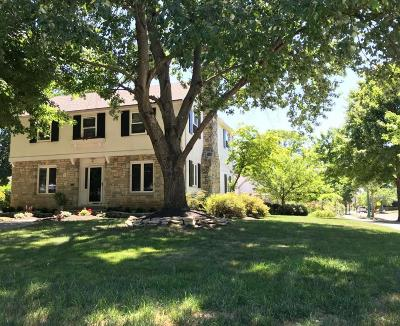 Upper Arlington Single Family Home For Sale: 1871 Suffolk Road