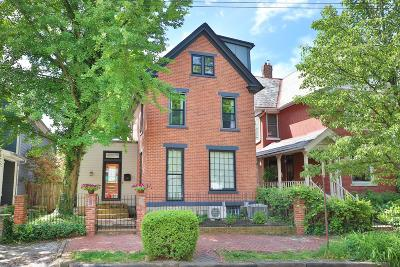 Columbus Single Family Home For Sale: 363 E Sycamore Street
