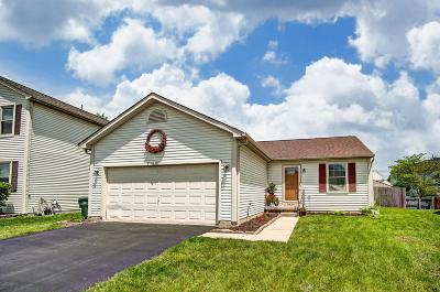 Galloway OH Single Family Home For Sale: $180,000