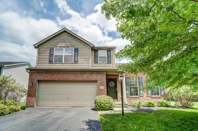 Westerville Single Family Home For Sale: 5745 Chiddingstone Lane