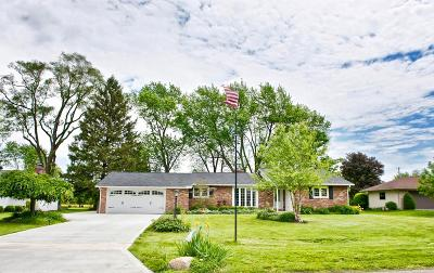 Hilliard Single Family Home For Sale: 4806 Hayden Crest Road