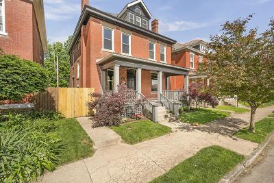 Columbus Single Family Home For Sale: 411 S 22nd Street