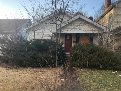Columbus Single Family Home For Sale: 1395 S Champion Avenue