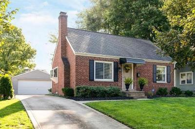 Grandview Heights Single Family Home For Sale: 876 Thomas Road