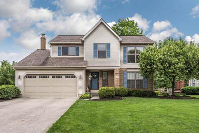 Pickerington Single Family Home For Sale: 827 Selkirk Way