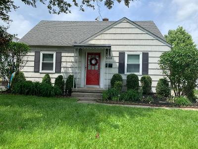 Clintonville Single Family Home For Sale: 550 Northridge Road