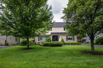 Franklin County, Delaware County, Fairfield County, Hocking County, Licking County, Madison County, Morrow County, Perry County, Pickaway County, Union County Single Family Home For Sale: 2751 Chester Road