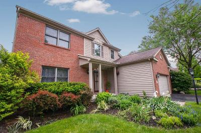 Dublin Single Family Home For Sale: 7738 Ardaugh Court