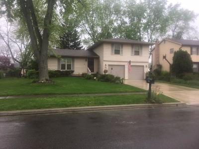 Grove City OH Single Family Home For Sale: $205,900