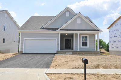 Columbus Single Family Home For Sale: 3089 Quiet Brook Valley #Lot 150