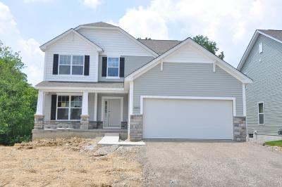 Columbus Single Family Home For Sale: 2935 Green Line Way #Lot 97