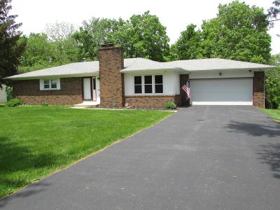 Powell Single Family Home For Sale: 5216 Brust Drive