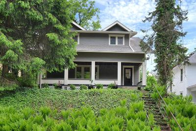 Granville Single Family Home For Sale: 475 W Broadway