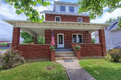 Ashville Single Family Home For Sale: 60 Walnut Street