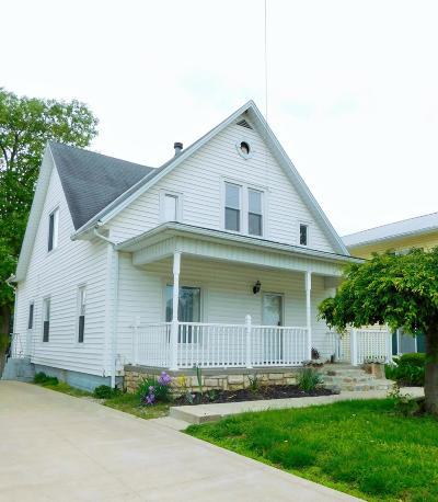 Utica Single Family Home For Sale: 621 N Main Street