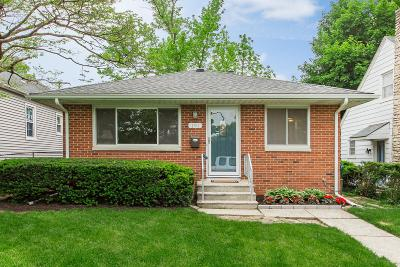 Columbus OH Single Family Home For Sale: $214,900