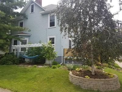 Single Family Home For Sale: 343 W William Street