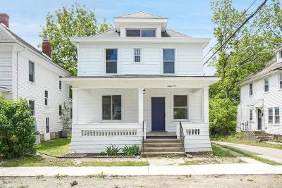 Newark OH Single Family Home For Sale: $114,900