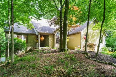 Franklin County, Delaware County, Fairfield County, Hocking County, Licking County, Madison County, Morrow County, Perry County, Pickaway County, Union County Single Family Home For Sale: 5067 Forest Trail