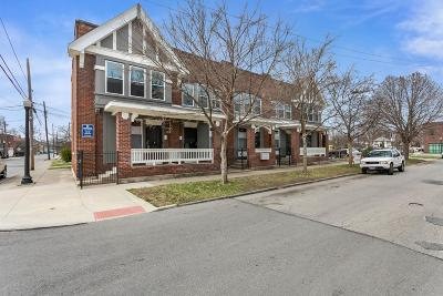 Franklin County, Delaware County, Fairfield County, Hocking County, Licking County, Madison County, Morrow County, Perry County, Pickaway County, Union County Single Family Home For Sale: 371 Gilbert Street