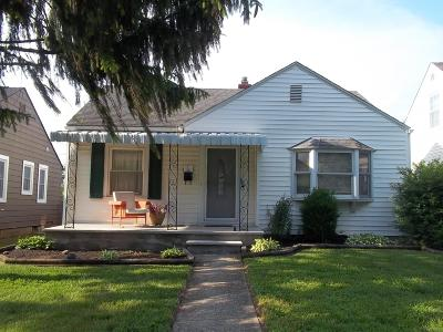 Franklin County Single Family Home For Sale: 370 E Beechwold Boulevard