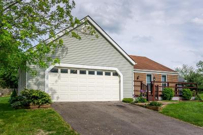 Franklin County Single Family Home For Sale: 534 Saddletree Drive