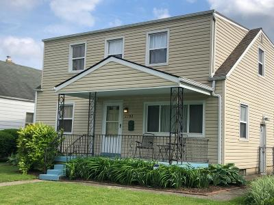 Franklin County Single Family Home For Sale: 2783 Bellwood Avenue