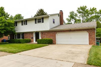 Westerville Single Family Home For Sale: 274 Storington Road